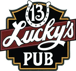 Luckys13 Logo-color