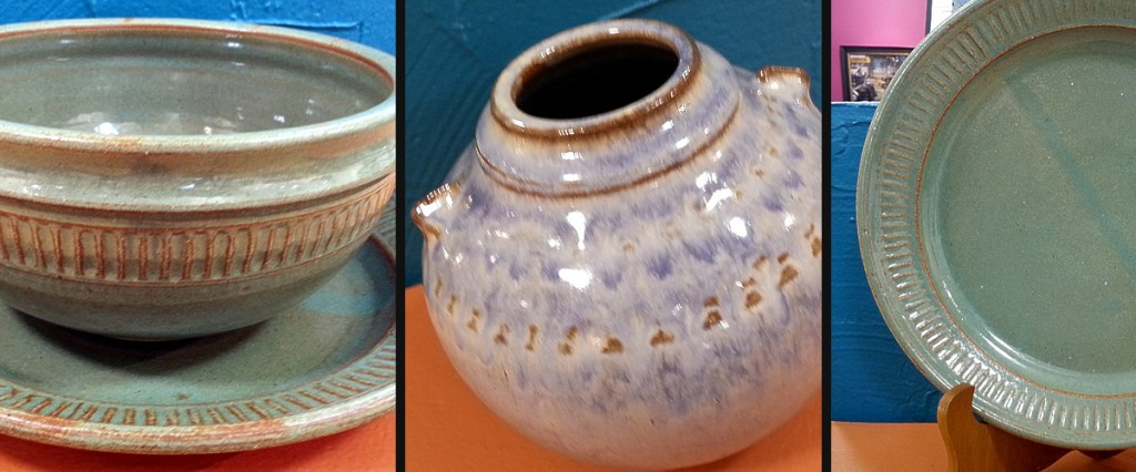 The pottery of Linda Meyer