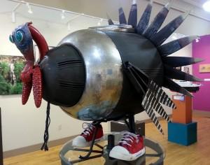 """2015 First 3D: JB Hoffman's, """"Freebird"""""""