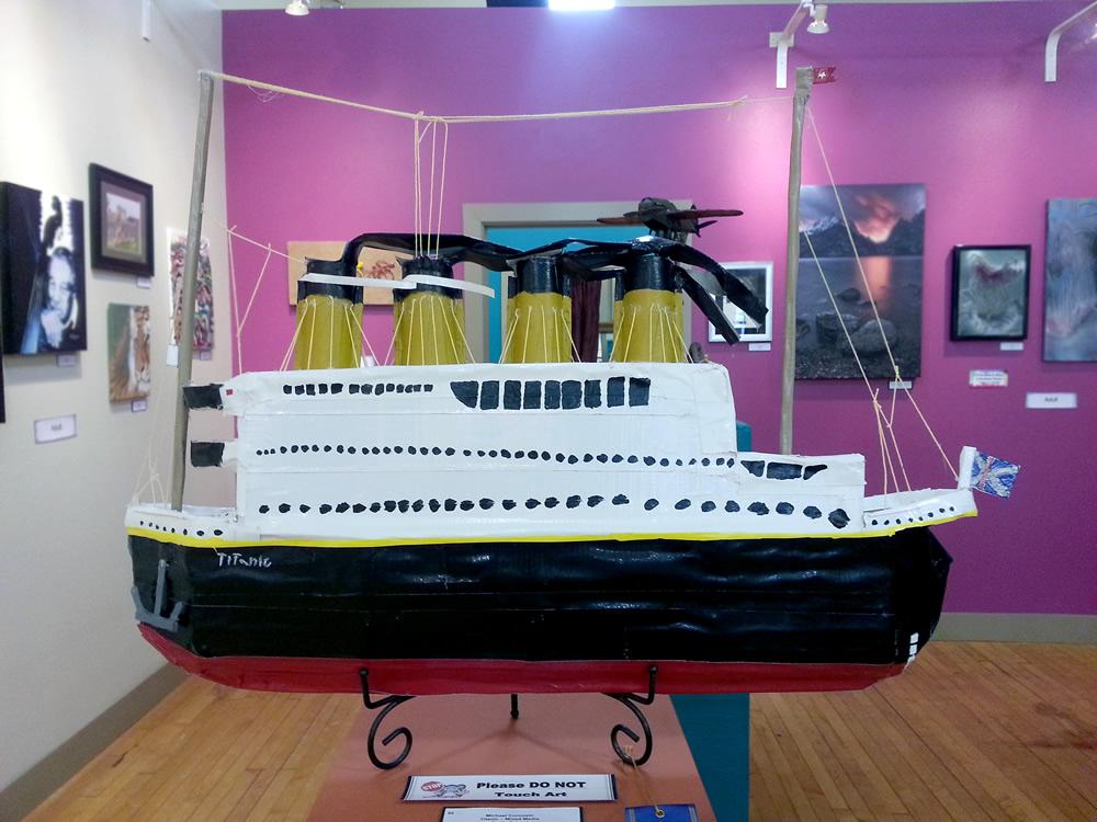 "Michael Coronato's, ""Titanic"""