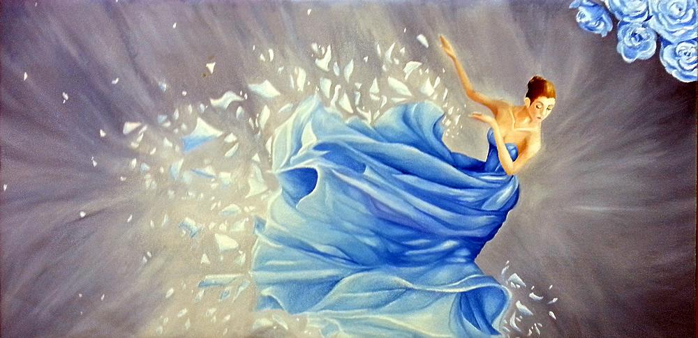 """Vivian Steckline's, """"Waltz of the Flowers"""""""