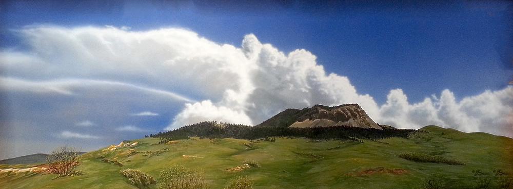 "Bruce Speidel's, Sundance Mountain Summer"""
