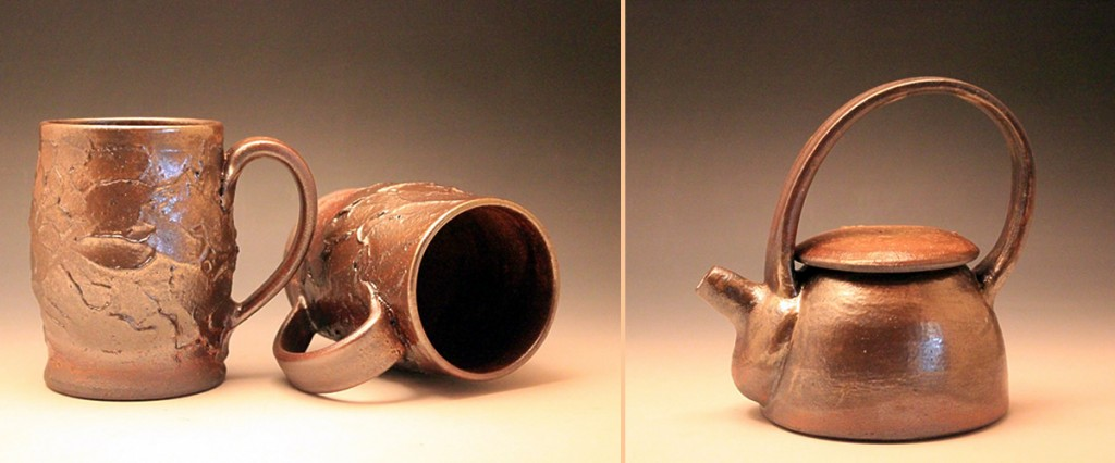 The pottery of Jonathan Hart