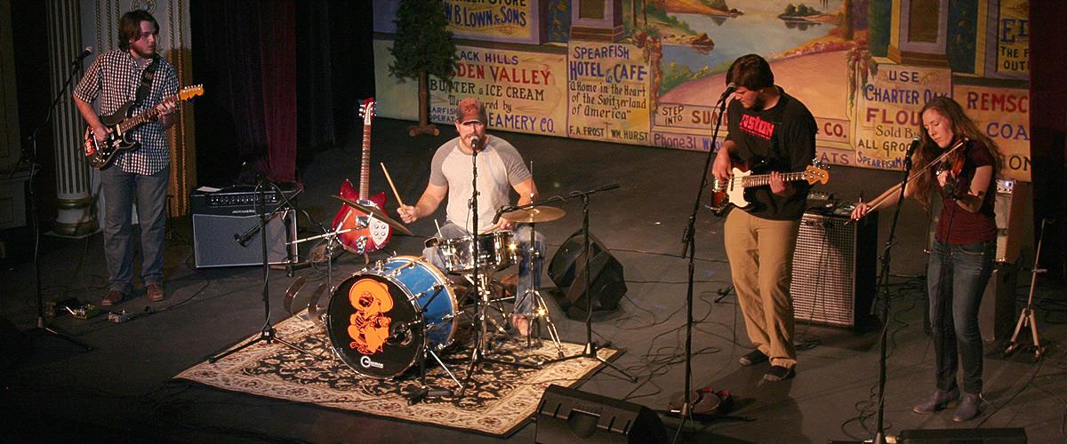 Randy McAllister Concert