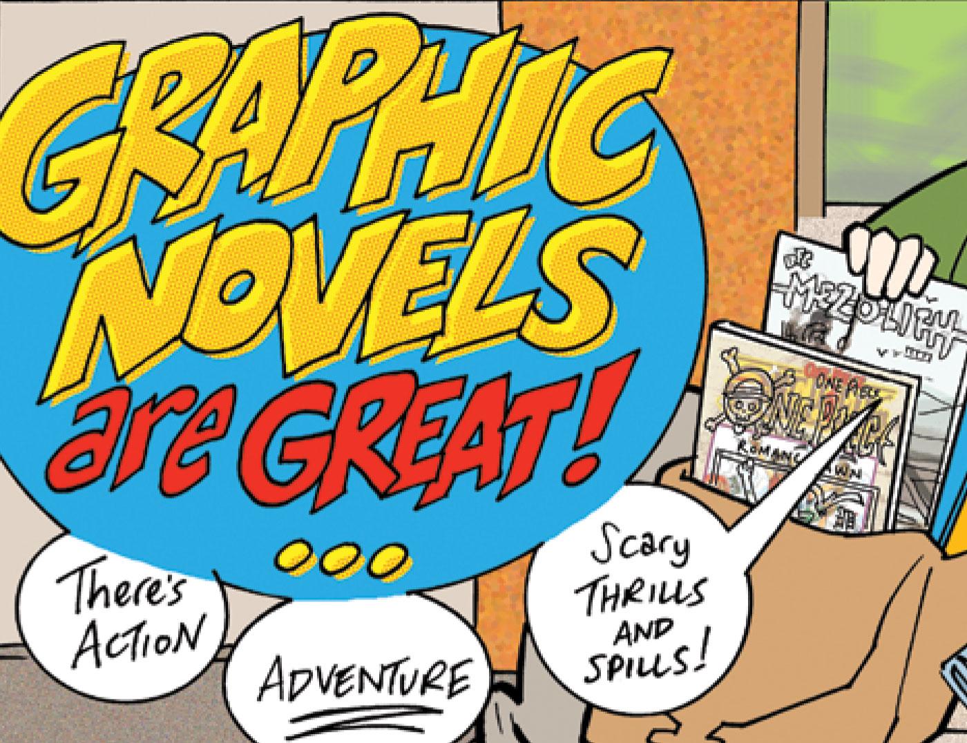 Image result for graphic novel