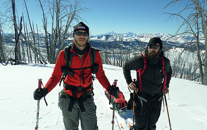 John Williams (left) and Clay Dykstra (right)