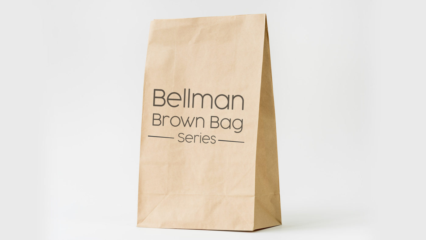 Bellman Brown Bag: to come