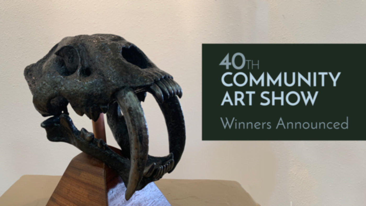 40th Community Art Show Winners Announced