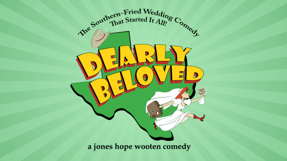 "The Matthews presents hilarious community theater comedy ""Dearly Beloved"""