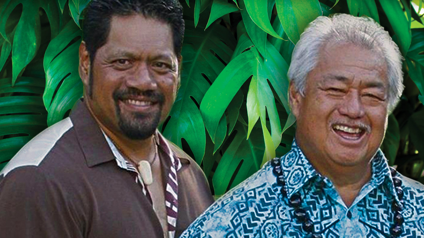George Kahumoko Jr & Nathan Aweau – Subscription Series