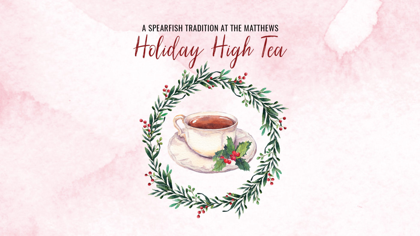 26th Annual Holiday High Tea