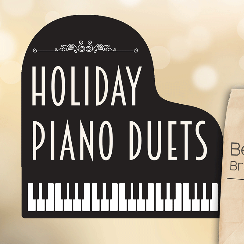 December 11: Holiday Piano Duets Bellman