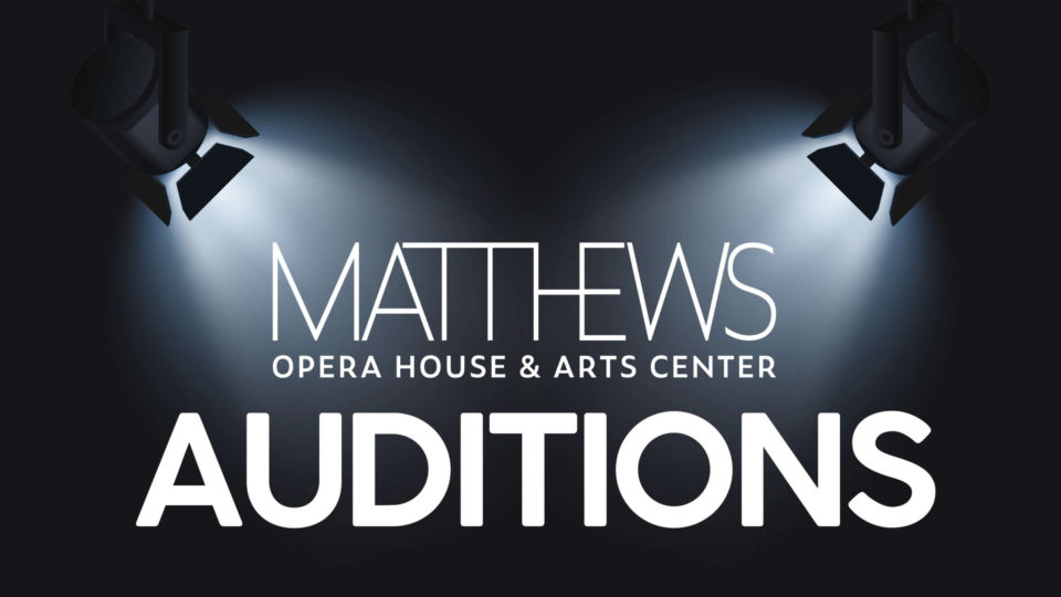 "Upcoming Auditions: ""Bright Star"" & ""Dearly Beloved"""