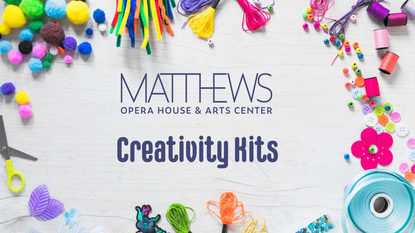 Free Creativity Kits