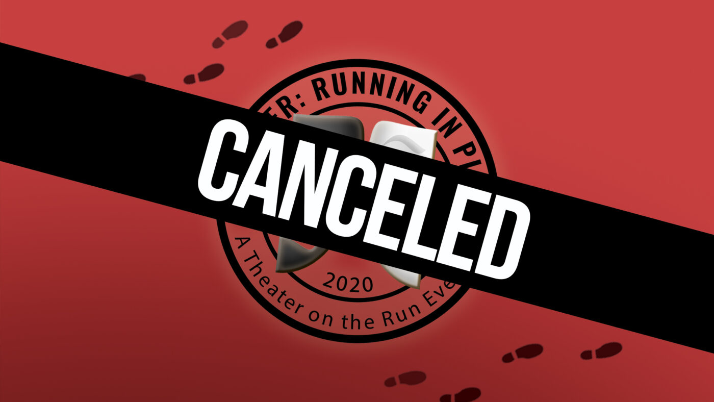 CANCELED: Theater: Running in Place