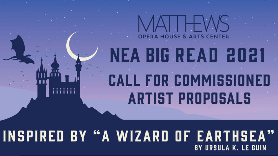 CALL FOR COMMISSIONED ARTIST PROPOSALS