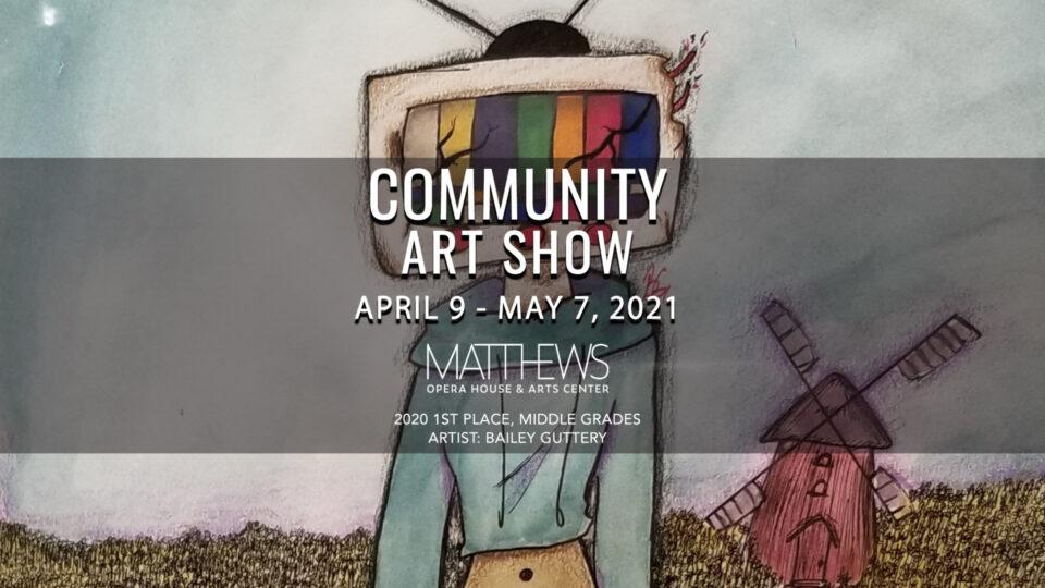 42nd Community Art Show Winners Announced