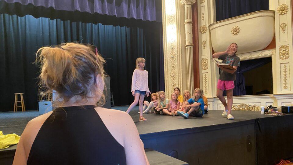 Curtains Open on Children's Theatre at the Matthews